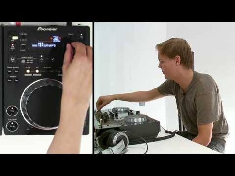 Avicii presents the DJM-350 & CDJ-350, Part 5 - The CDJ-350 (Playlists)
