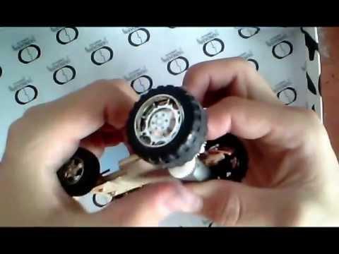 Видео как сделать машинку