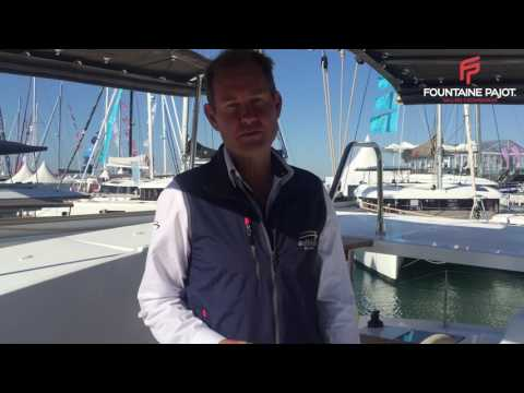 Fountaine Pajot Lucia 40 Walk-through