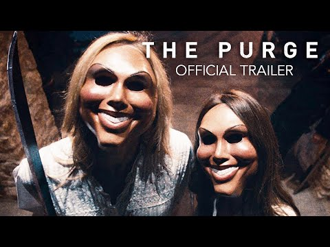 The Purge - Official Trailer