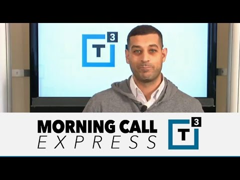 Morning Call Express: Tactical Trading