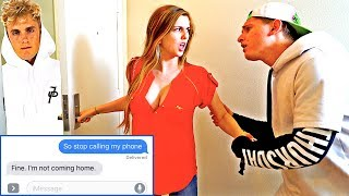 "JAKE PAUL'S ""IT'S EVERYDAY BRO"" LYRIC PRANK ON GIRLFRIEND! **PRANK WARS GONE WRONG**"
