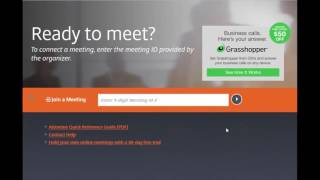 GoToMeeting: Easy Online Meetings With HD Video Conferencing