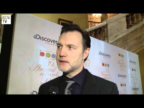 The Walking Dead The Governor - David Morrissey Interview