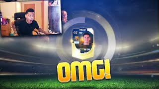 OMFG LUCKIEST TOTS PACK EVER!!! FIFA 15