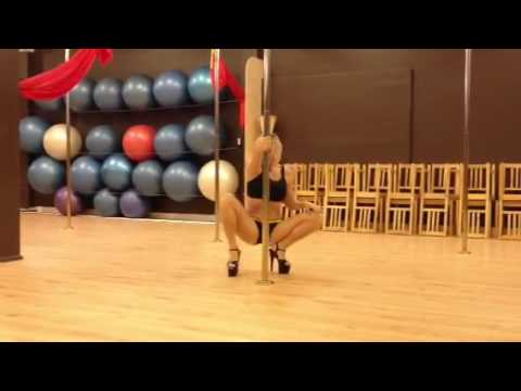 Tammy Morris - Tantra Fitness Exotic Dance Level 2 video