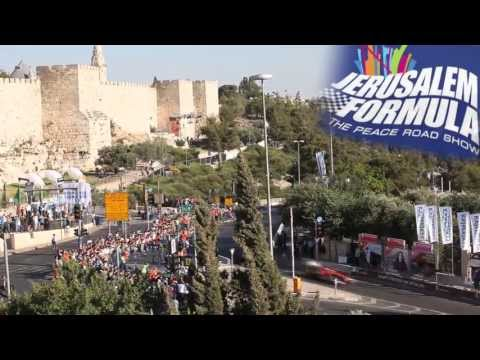 Formula One in Jerusalem: Motor sports in Israel