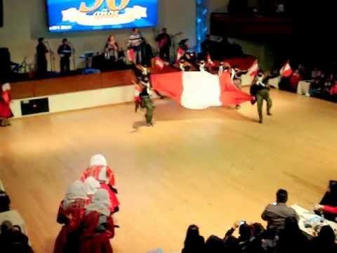 Clausura de Talleres del Brisas 2012 - Pausiñas de Arequipa