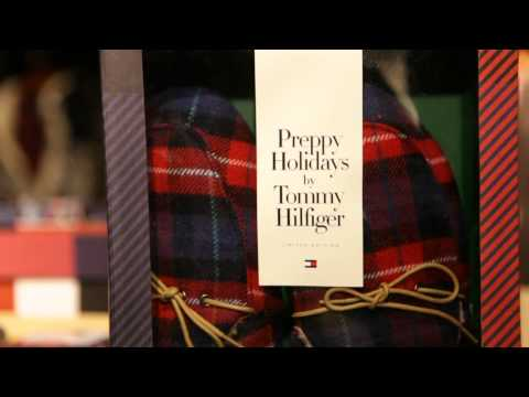 TOMMY HILFIGER STORE OPENING HAMBURG