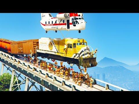 GTA 5 FAILS - #39 (GTA 5 Funny Moments Compilation)