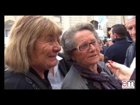 Manifestazione Pdl Piazza del Popolo 23 marzo 2013