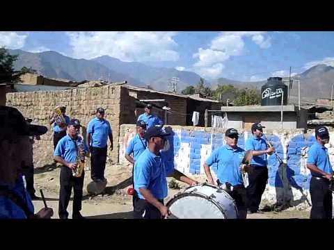 Pariacoto Prov. de Huaraz Perú 2011 ARMONIA ANGUY (Asi eres tu, HUAYNO)  7 de Mayo