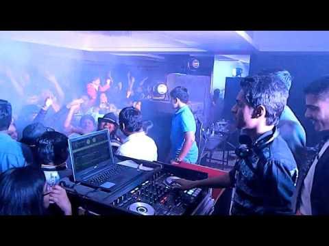 DJ JKD (Live 31st Dec 2015 ) | AHMEDABAD | HOTEL PLATINUM INN  |