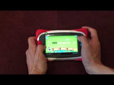Nabi Jr tablet- Walkthrough