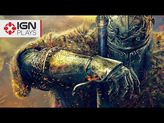 Dark Souls 2: The Pursuer Boss Fight - IGN Plays Live