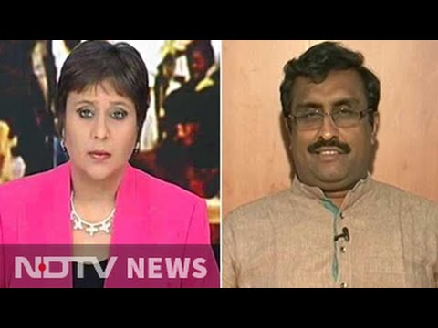 Made history in Assam, learnt lessons from Delhi and Bihar: Ram Madhav