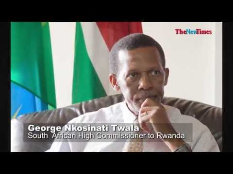 Exclusive: South African High Commissioner to Rwanda George N. Twala on both countries Visa issues