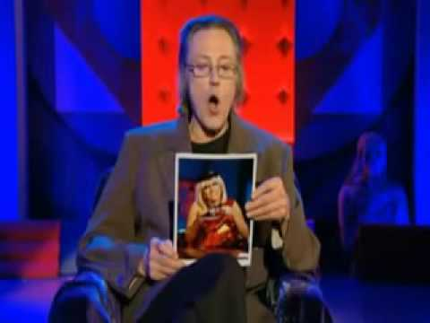 Christopher Walken on Friday Night with Jonathan Ross BBC1 performing a special Halloween Message.