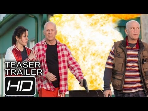 RED 2 -  Teaser Trailer - Subtitulado Español Latino - HD