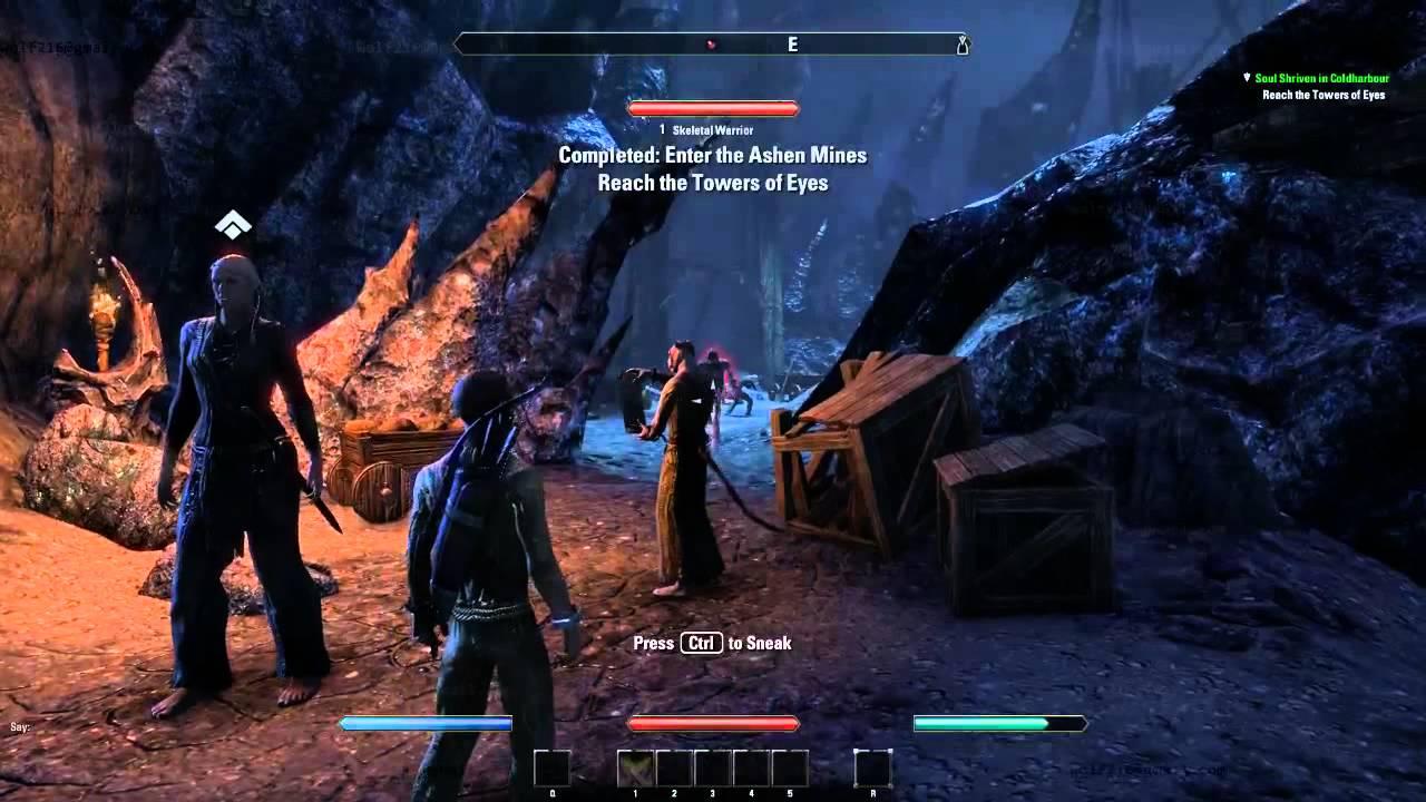 Elder Scrolls Online Wood Elf