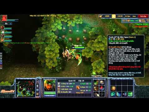 [GameTV 3Q CK] SCVG vs SG 3Q – CK ngày 30-12-2012