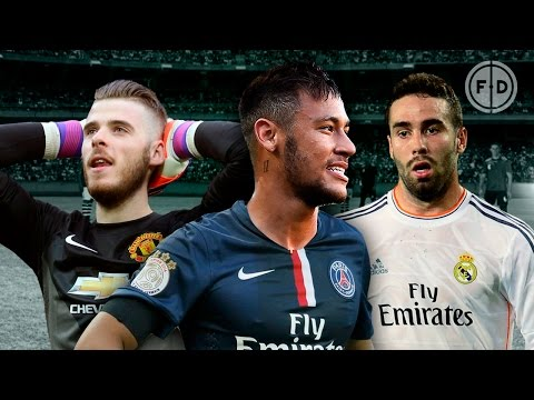 SUBSCRIBE to FOOTBALL DAILY: http://bit.ly/fdsubscribe In this week's transfer talk we look at whether Neymar will stay or go, Real Madrid's goalkeeping conundrum, Bayern Munich's search...