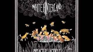 Watch White Hinterland Hung On A Thin Thread video