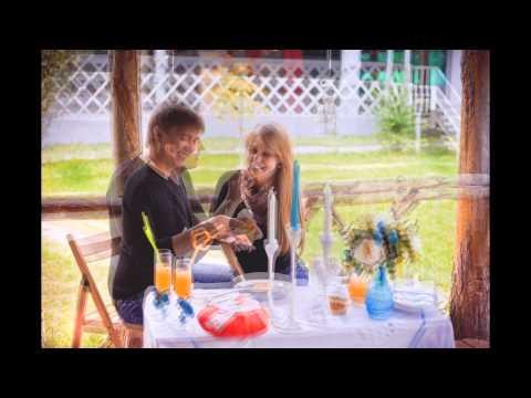 Счастливые и солнечные Натали и Руслан