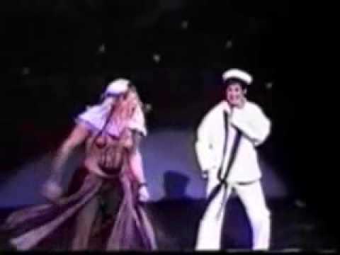 Stephanie J. Block sings Honey Bun from South Pacific Live