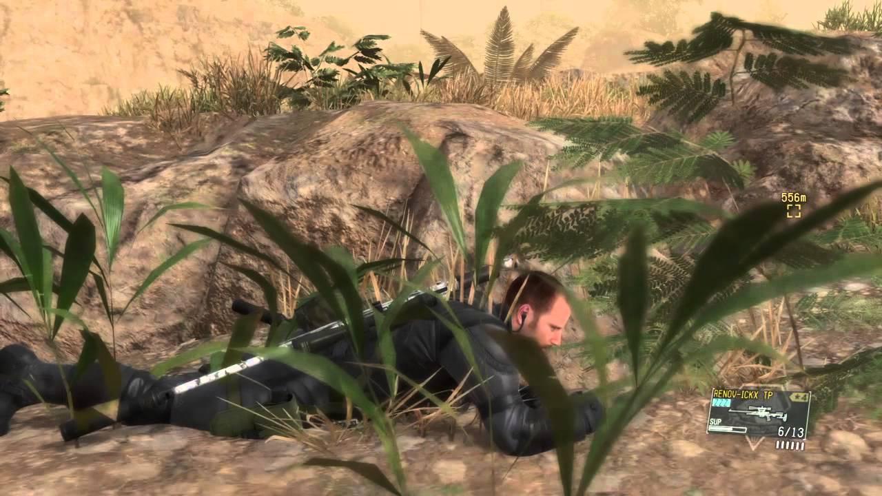 Sniper Skull Phantom Pain Sniper Skulls