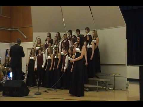 OLD BLACK MAGIC AND BLACKBIRD BY SHASTA MIDDLE SCHOOL SESSION CHOIR