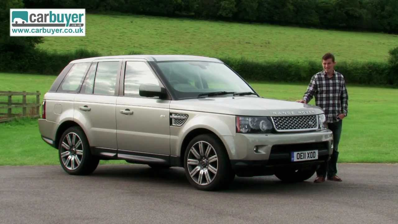Range Rover Sport Suv 2005 2013 Review Carbuyer Youtube