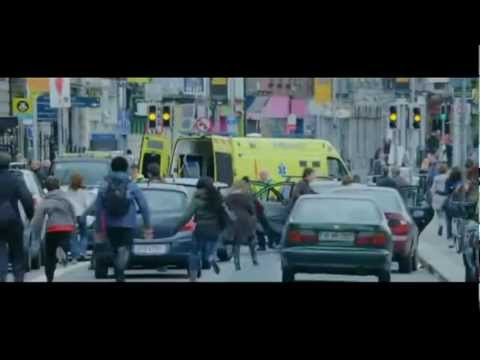 FIGHT IN TEMPLE BAR & ON THE LUAS in DUBLIN