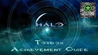 Toybox Guide - Halo: Master Chief Collection