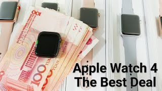 I Bought Apple Watch 4 In China In Super Deal + Review 😱😲