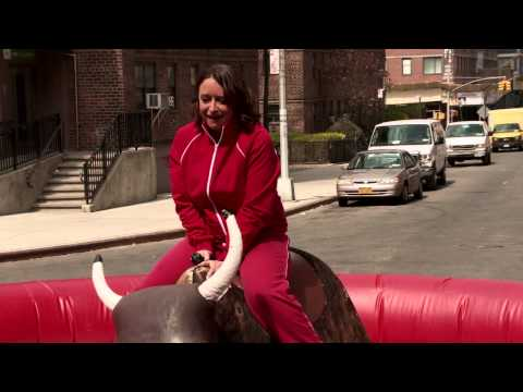 Billy on the Street: Mechanical Bullock with Rachel Dratch