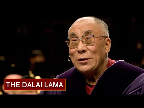 Compassion and Civic Responsibility -- the Dalai Lama at the University of Washington