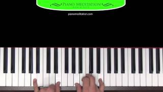 Holy Spirit - How to Play on the Piano