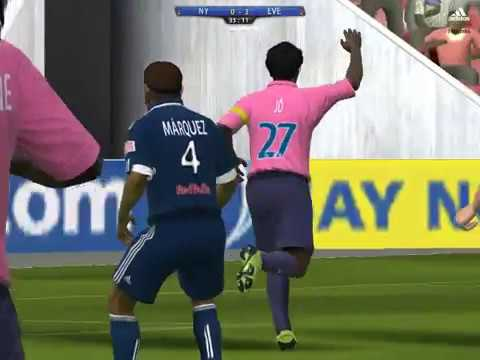 Ny Red Bulls Vs. Everton - Fifa Online 2 Mp Gameplay