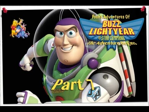 Pooh's Adventures Of Buzz Lightyear Of Star Command: The Adventure Begins - Part 7 (Finale)