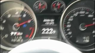 Audi TT RS  Plus Sound - Landstraße - Tunnel - Tacho - Autobahn bis 280 Km/h