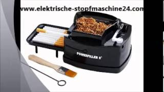 powermatic ii electric cigarette injector machine replacement parts