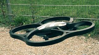 AR.Drone drifts into death