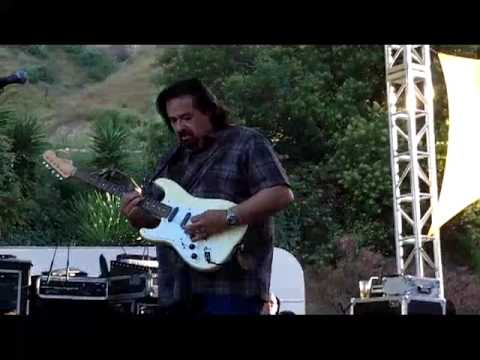 Coco Montoya Live at the 2010 Irvine Lake Blues Festival #1