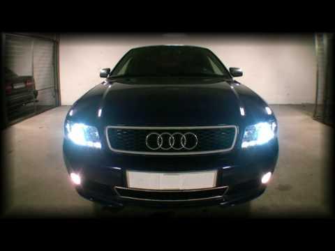 Audi A HeadlightsA D Projector LED R HEADLIGHT W Amber - 2018 audi a4 headlights