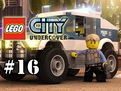 LEGO City Undercover - LEGO Brick Adventures - Episode 16 (WII U Exclusive )