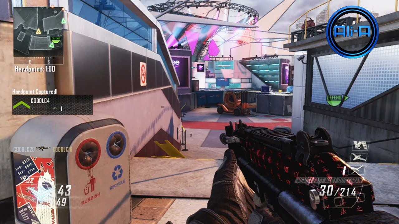 Encore Gameplay Black Ops 2 Multiplayer Map Dlc New