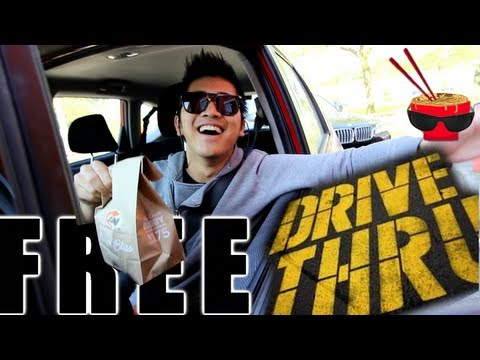 How to Get Free Drive-Thru