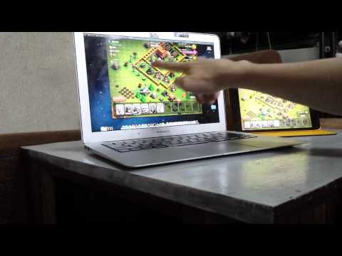 Play clash of clans on the pc