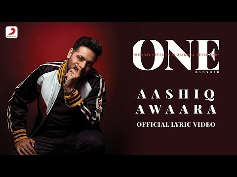 Badshah - Aashiq Awaara | Sunidhi Chauhan | ONE Album | Lyrics Video